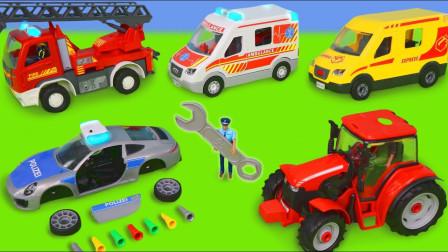 最新挖掘机视频表演1039大卡车运输挖土机+挖机工作+工程车