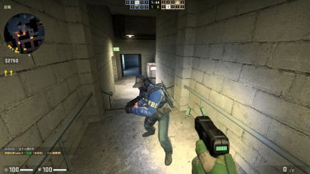 CSGO:被电击枪连电四把是一种什么体验