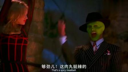 变相怪杰:金·凯瑞千钧1发之时戴上面具解除炸弹危机挽救美人
