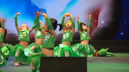 六一儿童节 少儿舞蹈表演《低碳贝贝2》