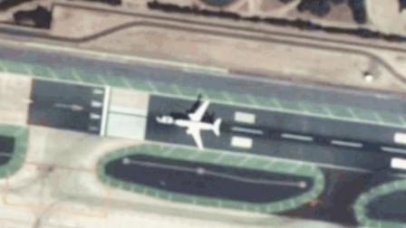 """中国卫星再次""""探访""""美军基地,还开启动态直播,网友:厉害了"""