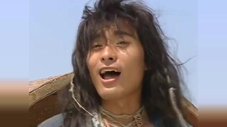 侠骨丹心:儿子重出江湖,父亲害怕儿子被人欺负,竟将百年的神剑赠送给他!