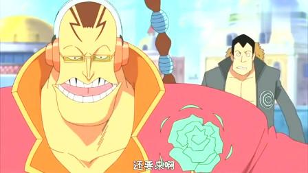 航海王:神棍霍金斯居然可以转移伤害,黄猿:你有被光速踢过吗?