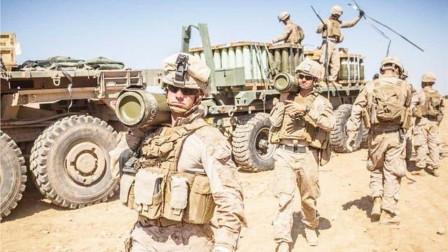 """最新!驻叙美军基地遭袭,巧的是大批武器刚运到,或有""""内鬼""""?"""