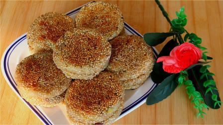 苹果饼最好吃的做法,软糯香甜,做法简单,出锅后全家抢着吃