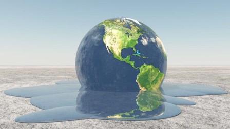 地球上下颠倒会发生什么?不止是位置的变化,海陆都要调换!