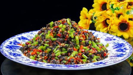 米饭杀手,价廉味美,清香扑鼻,简单易做的:藜蒿炒螺肉