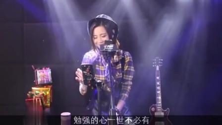 亮声Open翻唱粤语版的《梦醒时分》,声音太甜了,听了还想听