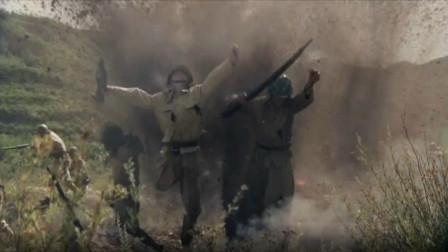 生死连:国军守不住的阵线,八路军只用五十人,击退鬼子的冲锋