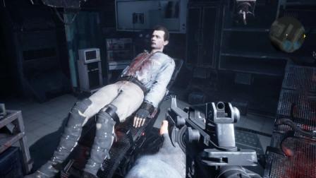 终结者抵抗:深夜潜入医院,周围都是包裹的尸体,内心快吓崩溃了