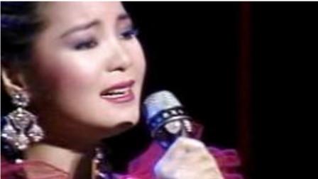 邓丽君金曲《我没有骗你》撕心裂肺的歌声,成千古绝唱,含泪听完!