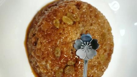 家庭版红枣糯米糕制作方法,软糯香甜,特别好吃