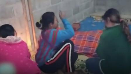 家中只有3条毛毯全给女儿盖 单亲爸爸惨被冻死