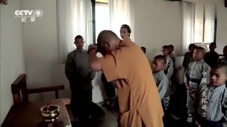 少林功夫:少林除了武术,还有禅学,海龙大师讲述的禅学太厉害了