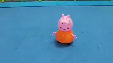小猪一家意外的得到了自己爱吃的水果,猪妈妈的是柠檬,小猪佩奇的是草莓,小猪乔治的是什么水果呢?