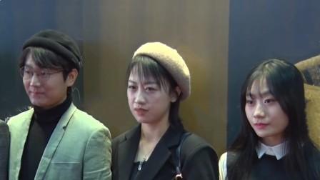 现场:《春江水暖》剧组亮相 导演顾晓刚直呼难度大