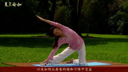 门闸式 蕙兰瑜伽