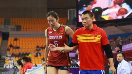 朱婷创下最差纪录!天津女排让她成为倒数第1,赛后她批评全队
