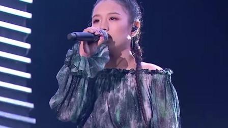 2019中国好声音总冠军,开口就是不一样,陈奕迅的歌又被唱火了