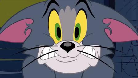 """猫和老鼠:汤姆猫变成""""蝙蝠""""都会飞了,老鼠要惨了"""