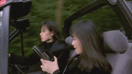 龙神太子:香港女神遭刺,不曾想女神的手段这么狠!