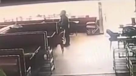 """【重庆】男子火锅店内盗走员工手机 被抓后称对盗窃""""有瘾"""""""