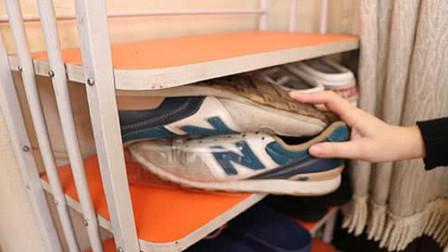 鞋子太多不用愁?塑料瓶剪几刀,一个鞋柜能当两个用,方法太棒了