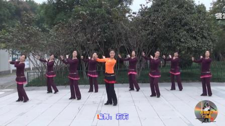 胡彦斌歌曲《愿望》,竟也能改编为广场舞,这群阿姨们太棒了!