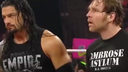 wwe选手 WWE巨星罗曼雷恩斯的艰难上位之路 遭全联盟选手挑战
