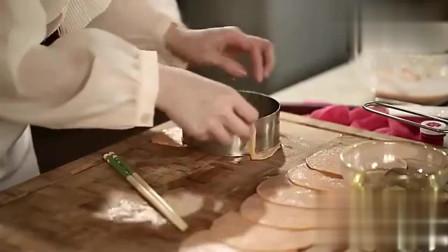 甜心教主教你在家做千层蛋糕,颜值爆表!