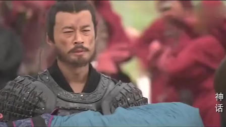 神话:胡歌劝项羽回江东,项羽却说没有脸面见江东父老!