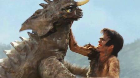 3米高的巨人VS变异怪兽,孰强孰弱,只看今朝