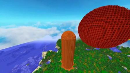 我的世界动画-太阳基地挑战-Slimy Noob