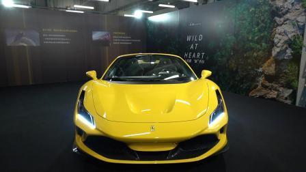 F8 Spider惊艳亮相上海国际赛车场