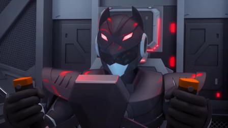 迷你特工队  雷决定要重新封印阿波菲斯,这个任务变得很艰巨,雷可以成功吗?