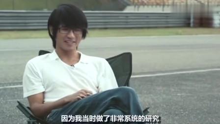 韩寒被采访,买的第一辆车是什么牌子,说完自己都笑了!