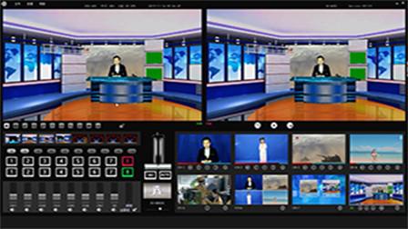 第八讲:绣歌虚拟演播室的虚拟机位视频