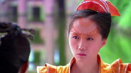 追鱼传奇:红绫为拯救百姓太操劳,从龙族借来宝物救治众人