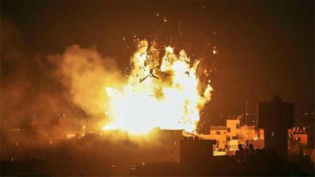 大批以色列战机发动空袭,直接夷平对手指挥部,称后果严重