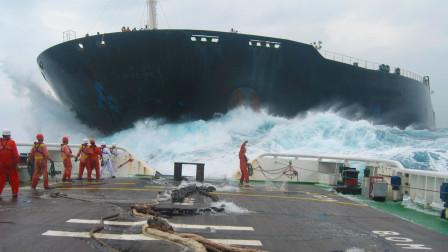 36万吨国产巨舰交付,中国这艘海上巨舰,排水量超五艘辽宁舰航母