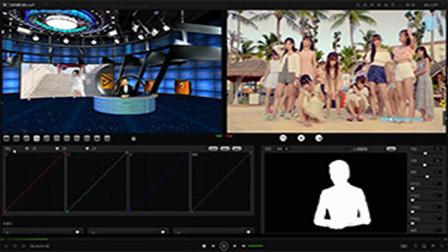 第二讲:虚拟演播室的抠像功能