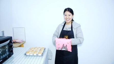 农村小媳妇做蛋糕,让老公买6000元的烤箱,老公机智应对,真有趣