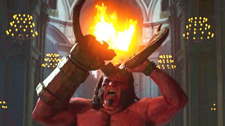 男子拥有恶魔血脉,能毁灭世界,为了控制魔性,掰断了自己的犄角