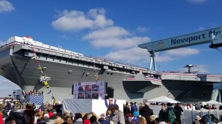 福特号航母一新技术问题让美军头疼,未来F-35C上舰,或机毁人亡