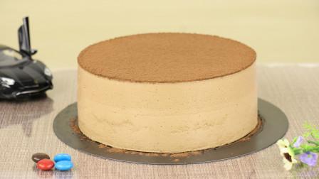 这样做夹心巧克力慕斯蛋糕,入口即化,好吃不腻