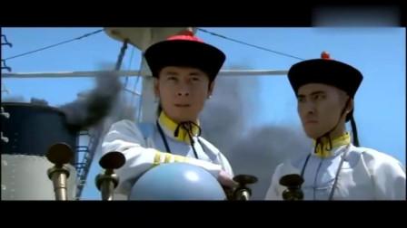 甲午大海战:法舰泊港,慈禧:不许先开炮,福建水师半小时被击沉