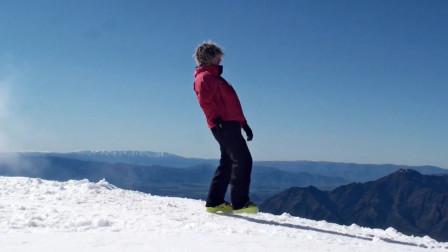 双板滑雪常见错误:引身不是让上半身扬起来