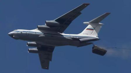 电视剧里,载人空投坦克不是开玩笑,几十年前苏联就成功了!
