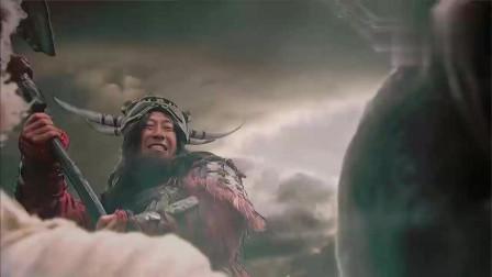 上古洪荒时代黄帝与蚩尤展开大战,双方叫出神兽,简直是个奇观!
