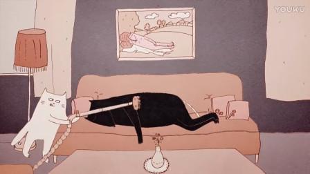 动漫:精致小猫嫁给邋遢老鼠,本以为会不幸一生,结局却神反转